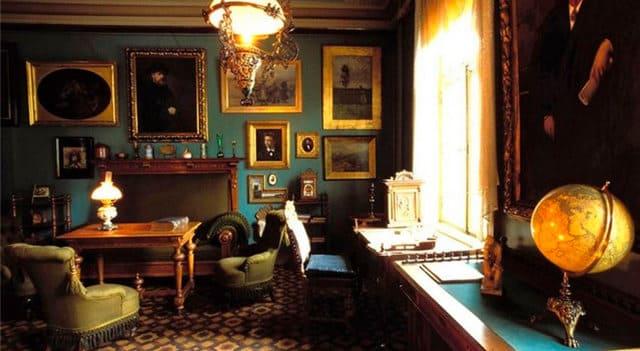 Дом-музей Хенрика Ибсена