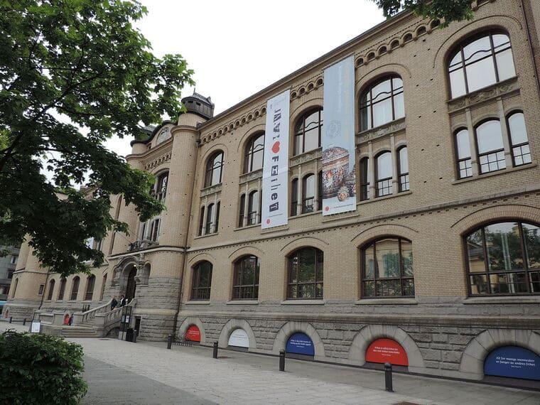 Исторический музей Осло