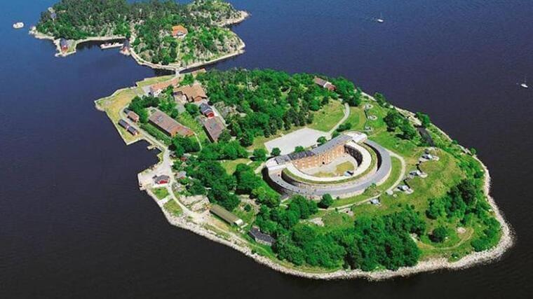 Крепость Оскарборг