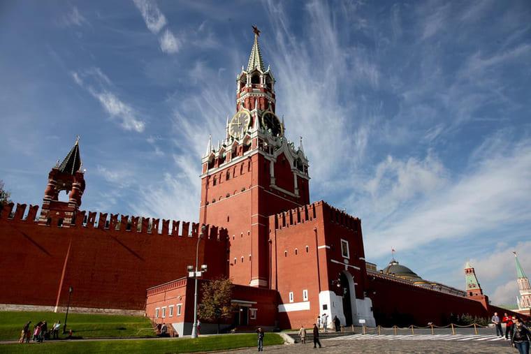 Московский Кремль, Красная площадь
