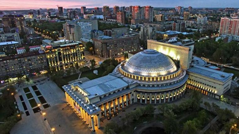 Государственный академический театр оперы и балета.