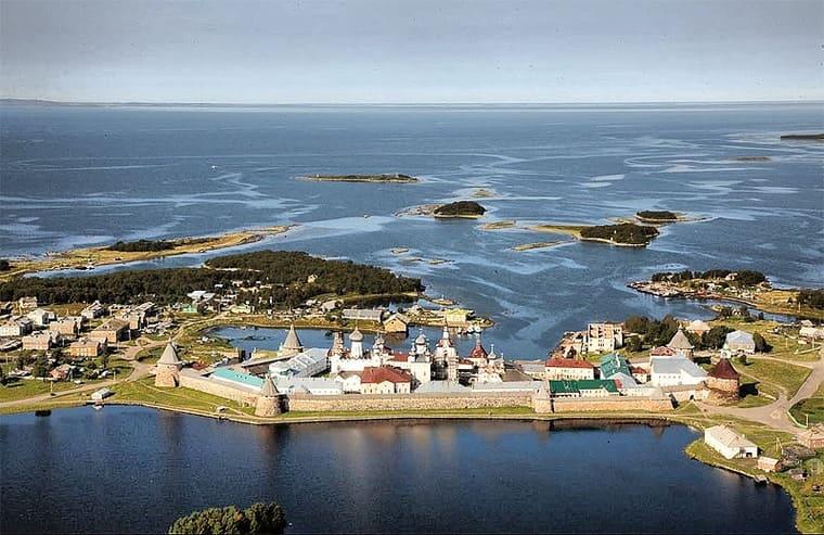 Соловецкий архипелаг, Архангельская область