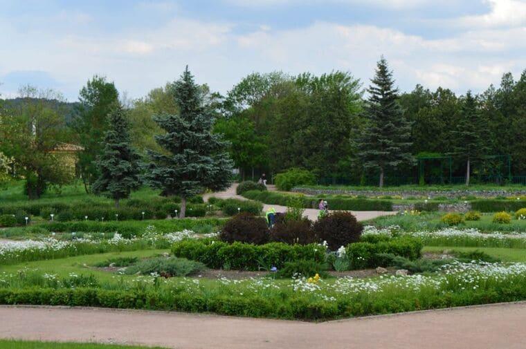 Парк «Салгирка» (Воронцовский парк)
