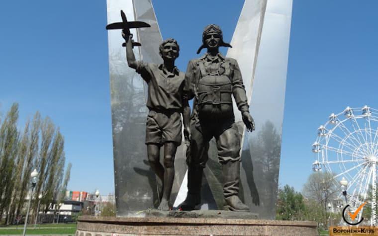 Памятник десантным войскам
