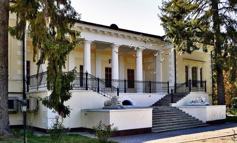 Дом графа М.С Воронцова
