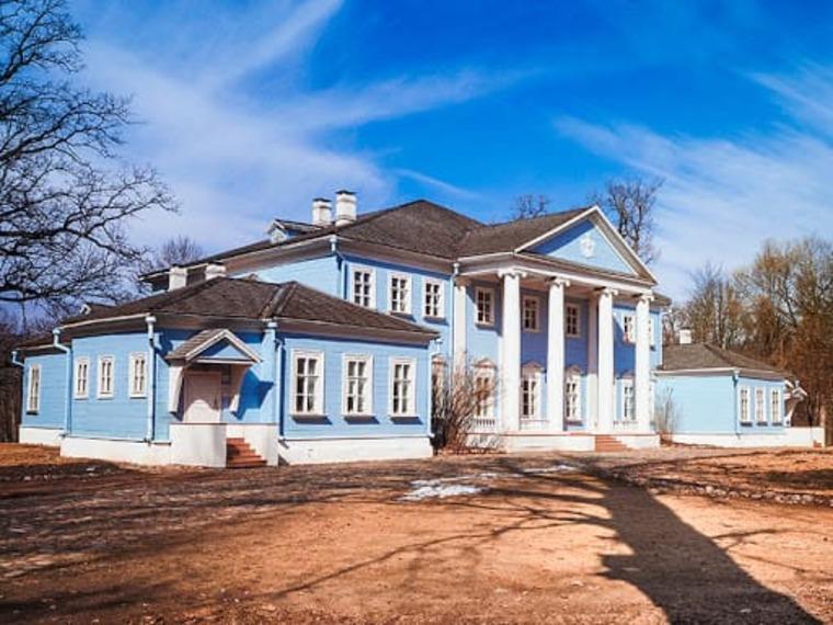 Музей-усадьба М. И. Глинки в Новоспасском