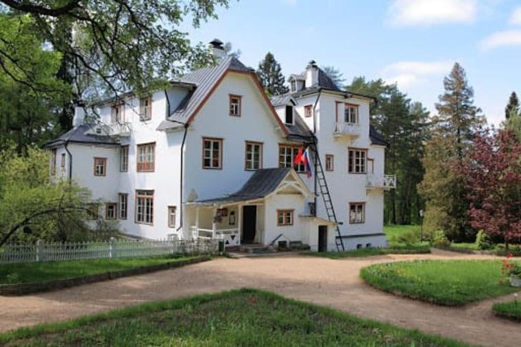 Музей-заповедник «Поленово»