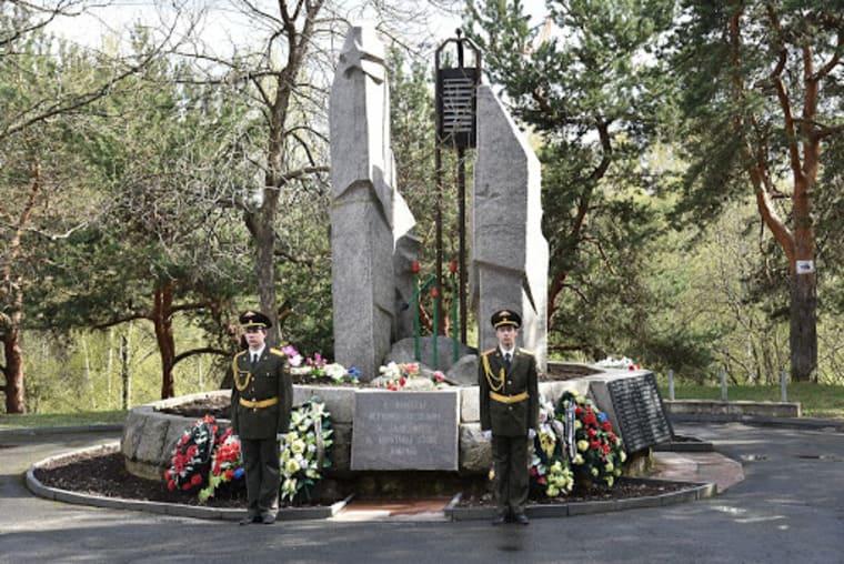 Мемориал «Чёрный тюльпан»