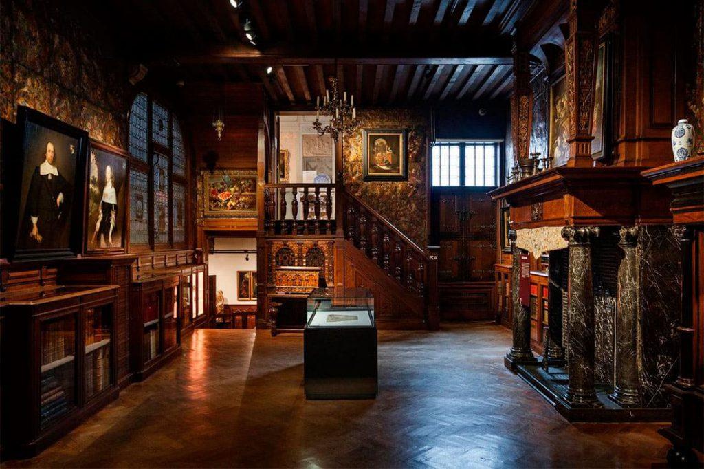 Музей искусств Майера ван ден Берга