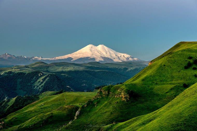 Эльбрус, Кавказ