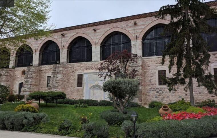 Дворец Ибрагима-паши (Музей турецкого и исламского искусства)