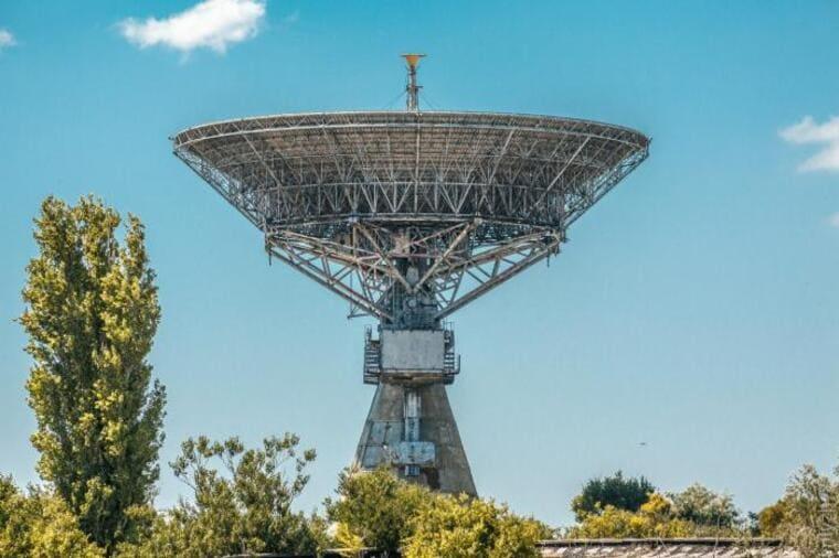Радиотелескоп ТНА – 400