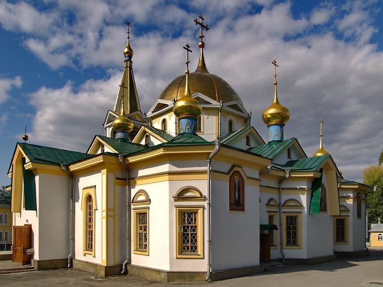 Вознесенский кафедральный собор.