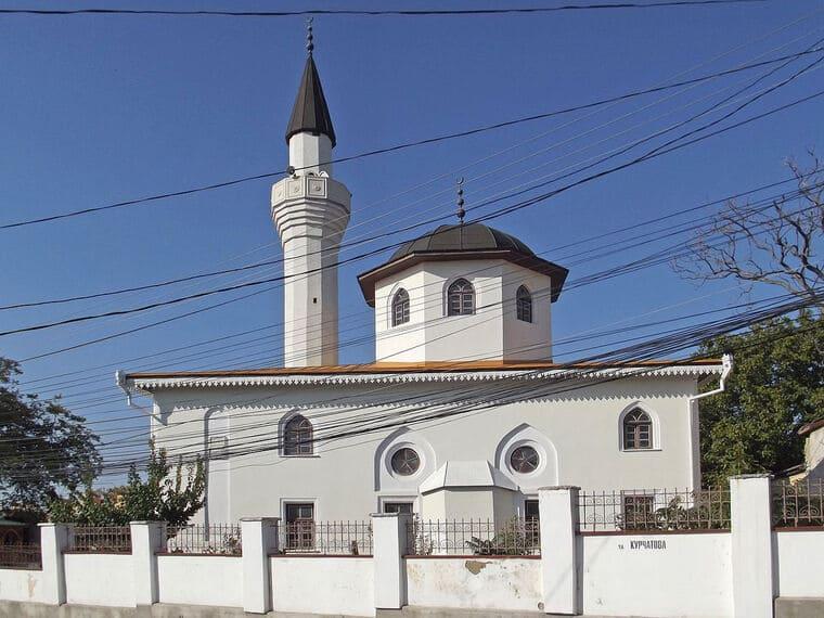 Мечеть Кебир — Джами