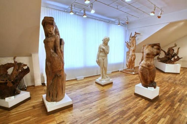 Музей скульптуры С. Т. Коненкова