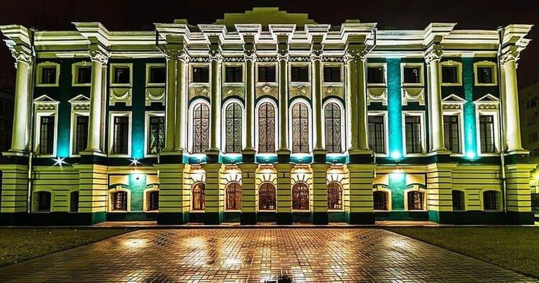 Воронежский дворец
