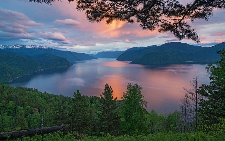 Телецкое озеро, Алтай