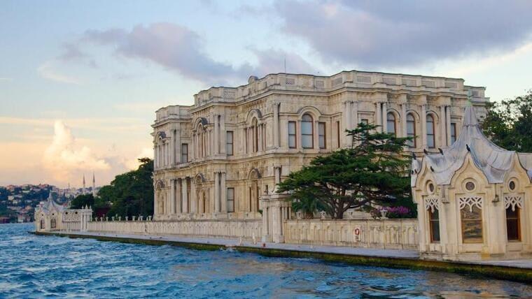 Дворец Бейлербей