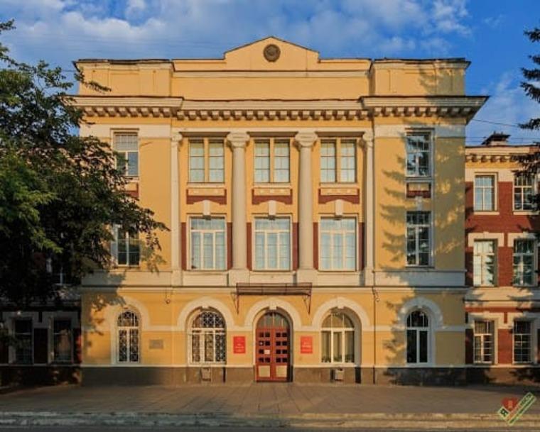 Музей боевой славы воинов-сибиряков