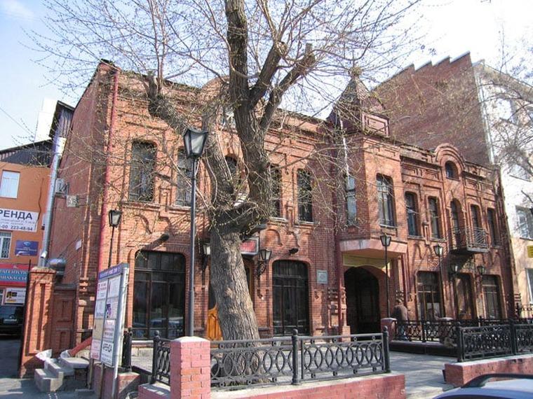Дом П.М. Зейдана