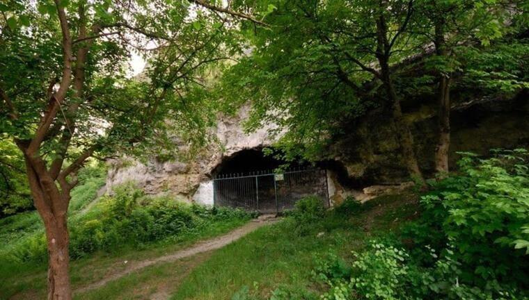 Пещера — Грот Чокурча