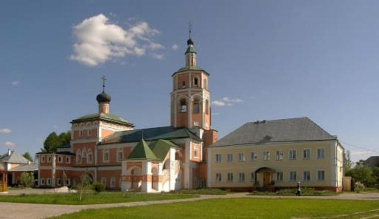 Вяземский Иоанно-Предтеченский монастырь в Смоленске