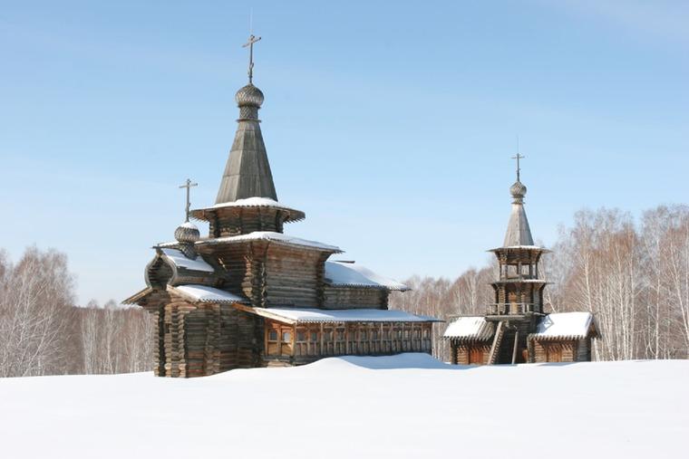 Историко-архитектурный музей под открытым небом