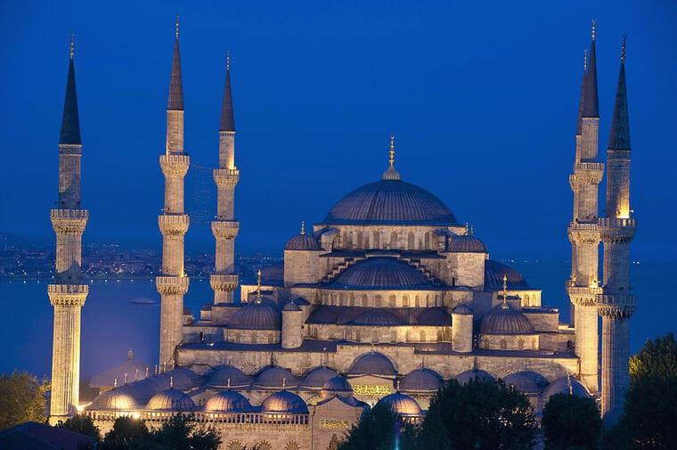 Голубая мечеть (Султанахмет)