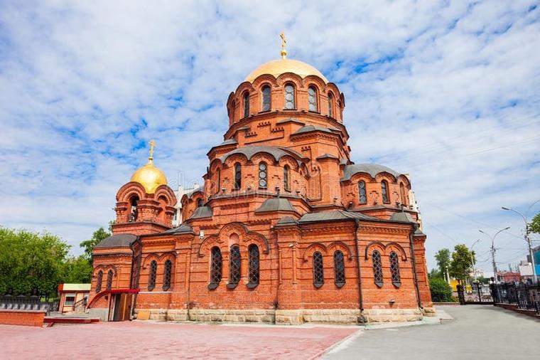 Собор во имя святого князя Александра Невского