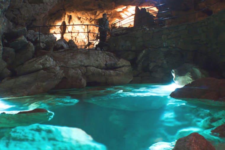 Красная Пещера (Кизил Коба)