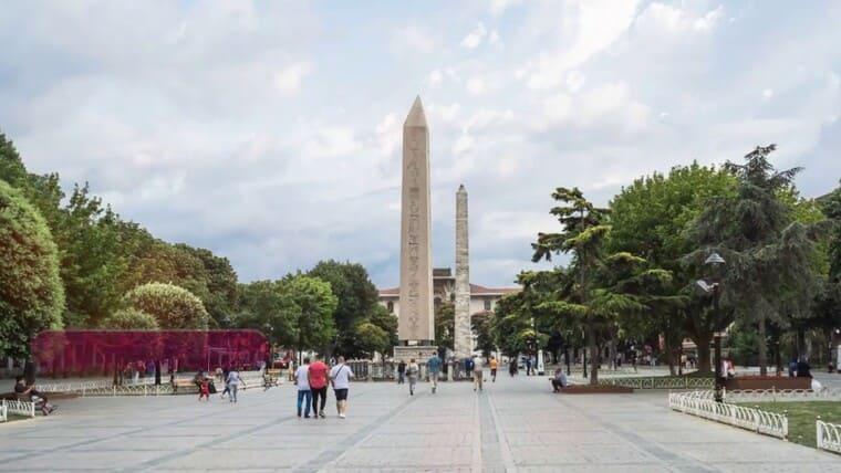 Площадь Султанахмет (Площадь Ипподром)