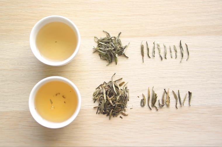 Приготовление белого чая
