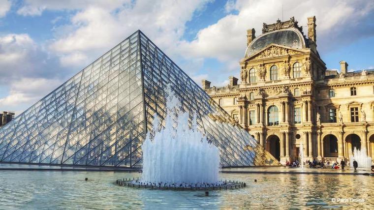 Лувр (г. Париж)