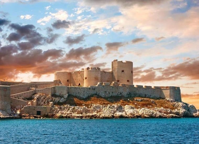 Замок Иф (г. Марсель)