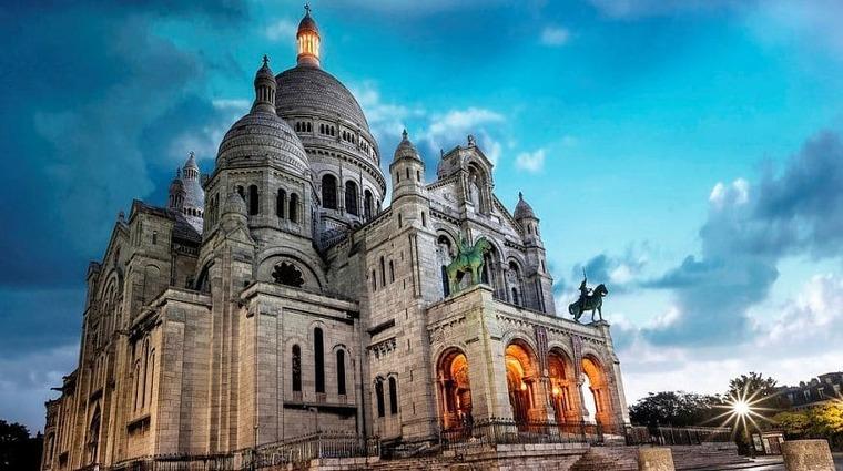 Базилика Сакре-Кёр (г. Париж)