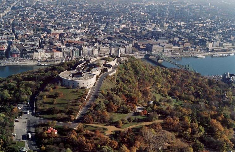 Цитадель в Венгрии