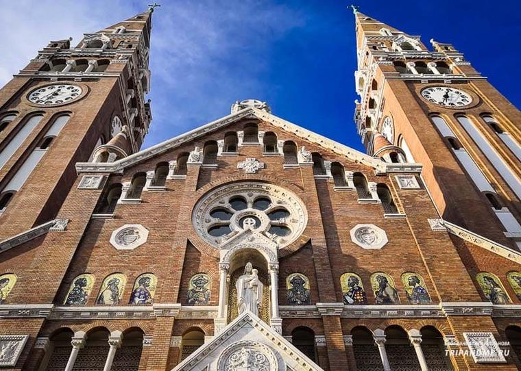 Кафедральный собор Сегеда