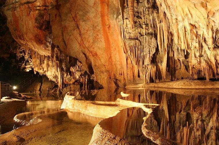 Пещеры Аггтелека