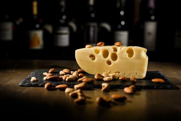 Сыр к грогу