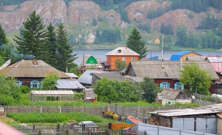 Село «Овсянка»