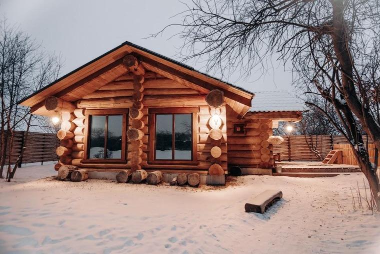 Село Дрокино, банный комплекс «Бобры»