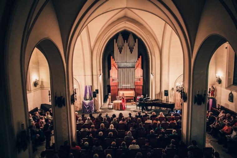 «Органный зал» Красноярской филармонии
