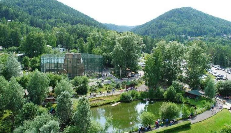 Парк «Роев ручей»