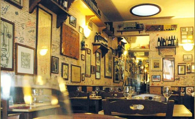 ресторан  «La Carbonara».
