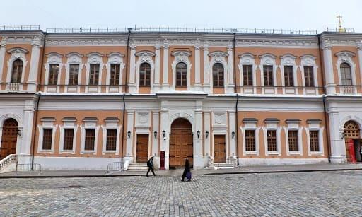 Здание Губернского Правления
