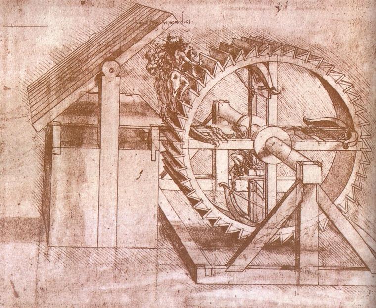 Становление Леонардо да Винчи
