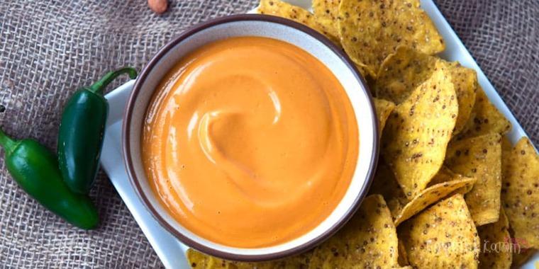 сырный соус для Лингвини