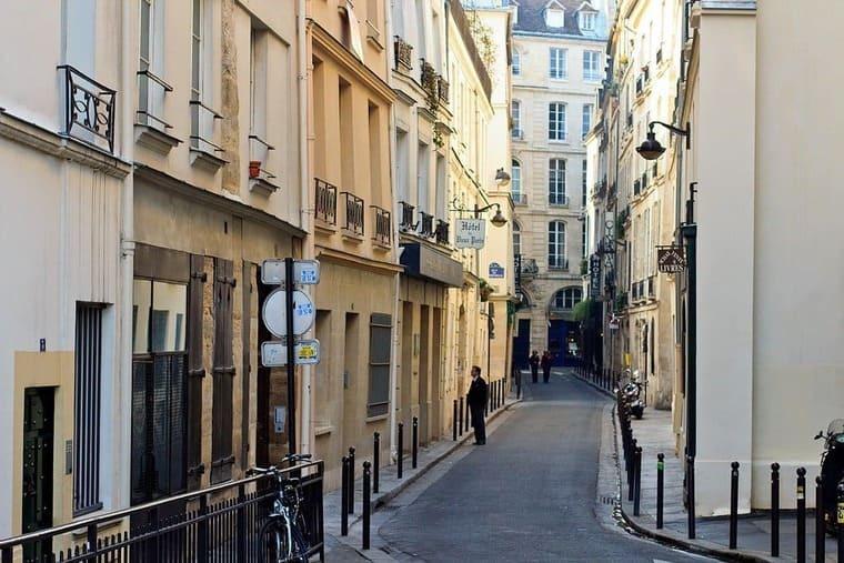 улицы Монпелье