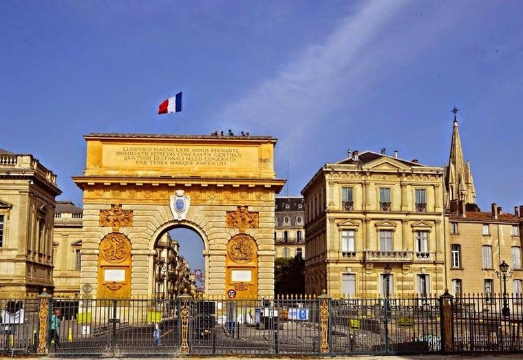 Триумфальные ворота Пейру