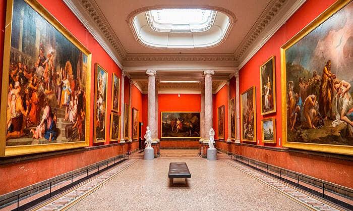 Музей Монпелье